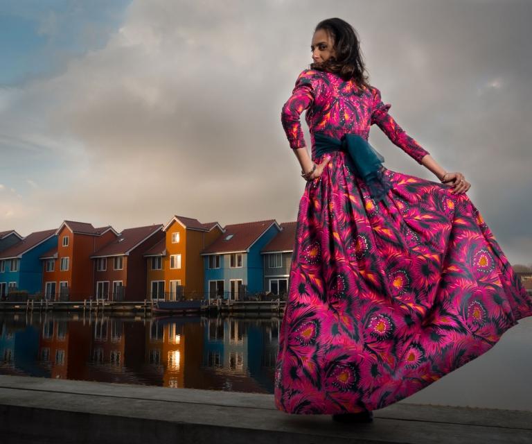 Dutch-Girl